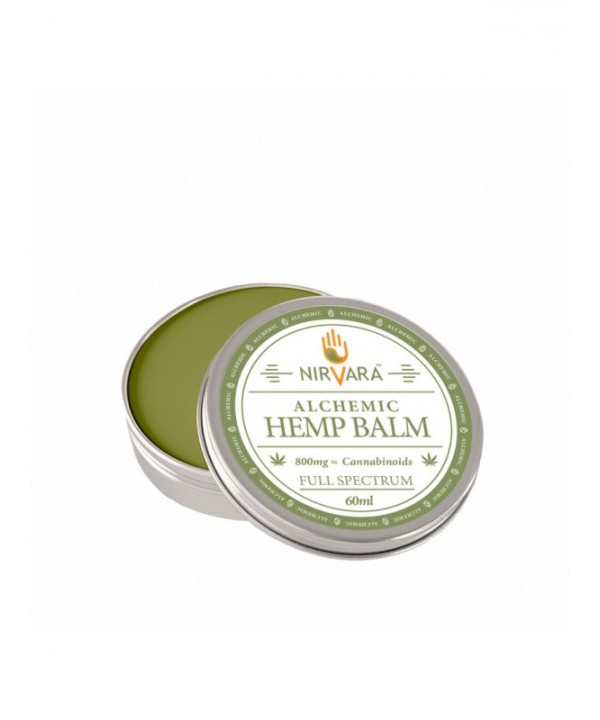 Alchemical hemp cream 800mg.