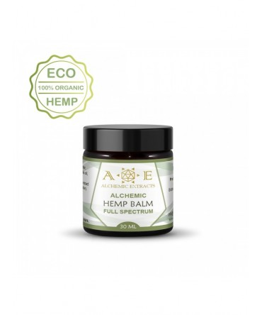 Alchemical cream with hemp/ 400mg CBD