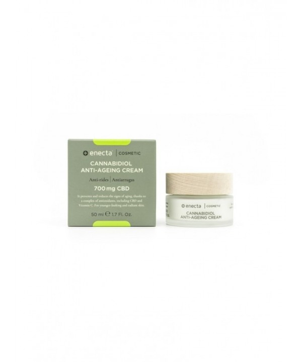 Enecta Anti-Age CBD Face Cream