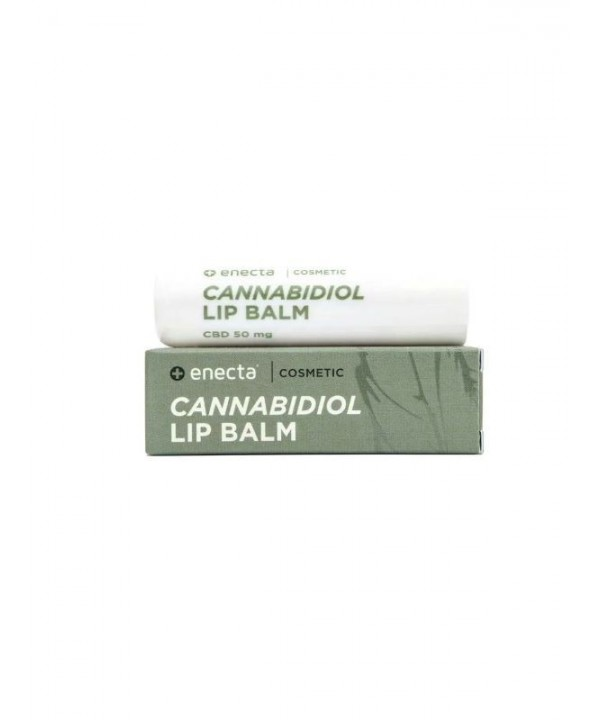 Enecta Lip Balm with cannabidiol