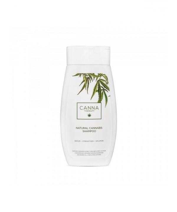 Canna Therapy Hemp Oil Shampoo