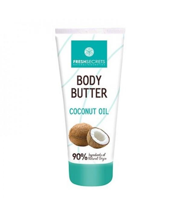 Fresh Secrets Body Butter Coconut