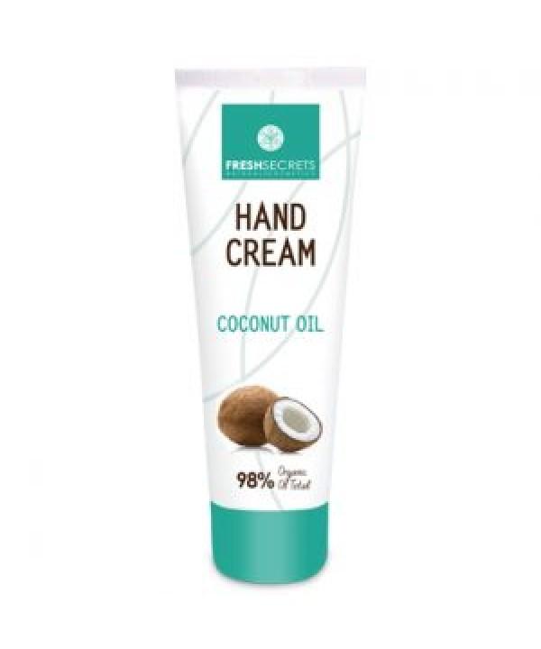 Fresh Secrets Hand Cream Coconut