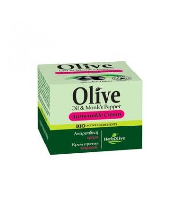 Herbolive Face Antiwrinkle Cream
