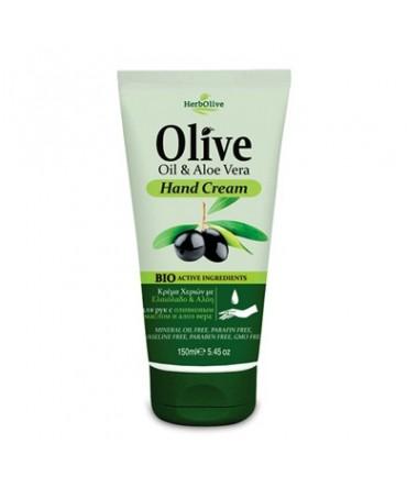 Herbolive Hand Cream Aloe Vera