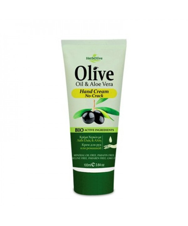 Herbolive Hand Cream No-crack With Aloe Vera