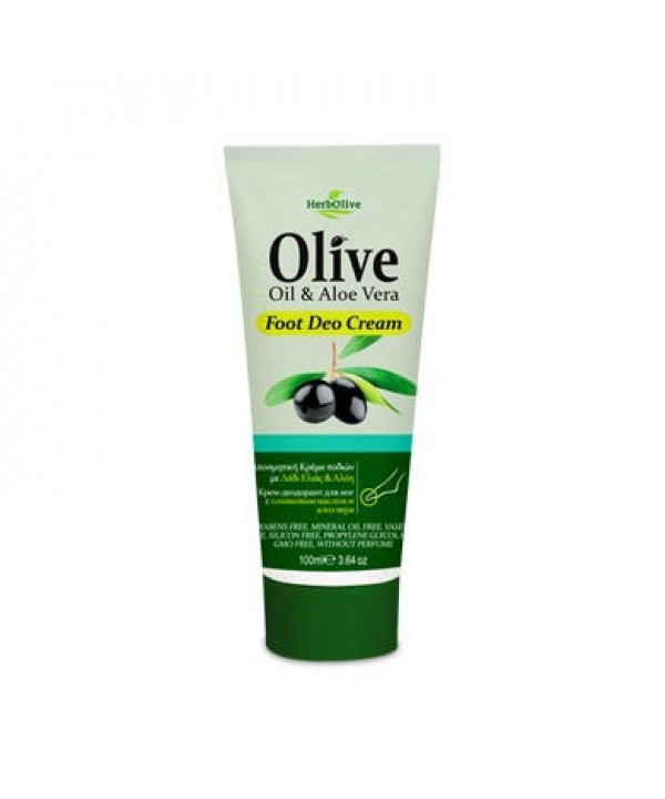 Herbolive Foot Cream Deodorant