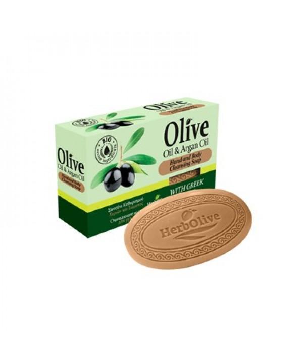 Herbolive Bridge Soap With Argan Oil