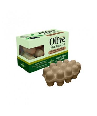 Herbolive Massage Soap With Argan Oil