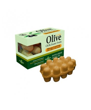 Herbolive Massage Soap With Exotic Fruits