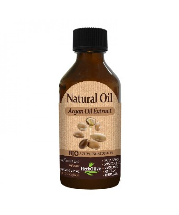 Herbolive Natural Argan Extract Oil