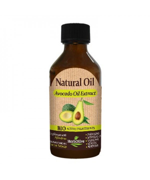 Herbolive Natural Avocado Extract Oil