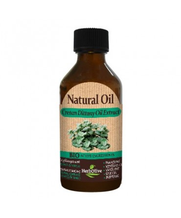 Herbolive Natural Cretan Dittany Extract Oil