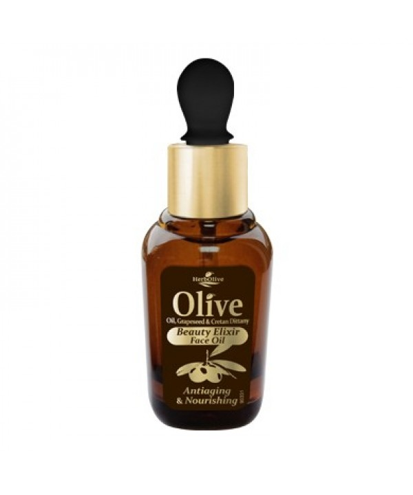 Herbolive Beauty Elixir Face Oil Antiaging & Nourishing