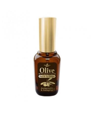 Herbolive Face & Eye Serum Antiwrinkle & Antiaging