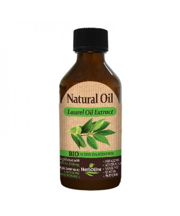 Herbolive Natural Laurel Extract Oil