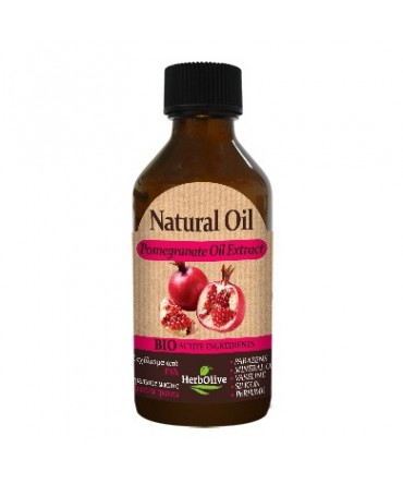 Herbolive Natural Pomegranate Extract Oil