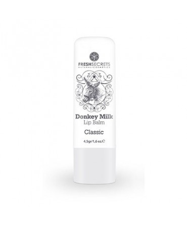 Fresh Secrets Lip balm Classic with Donkey milk