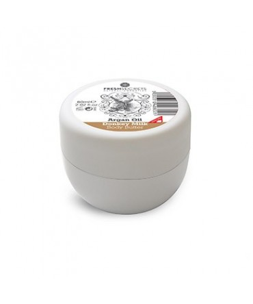 Fresh Secrets Body Butter with Donkey Milk & Argan Oil