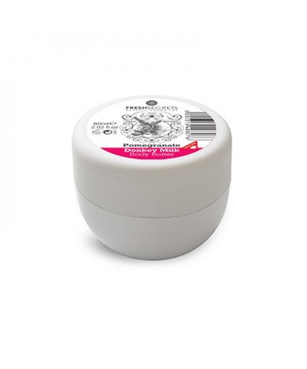 Fresh Secrets Body Butter with Donkey Milk & Pomegranate