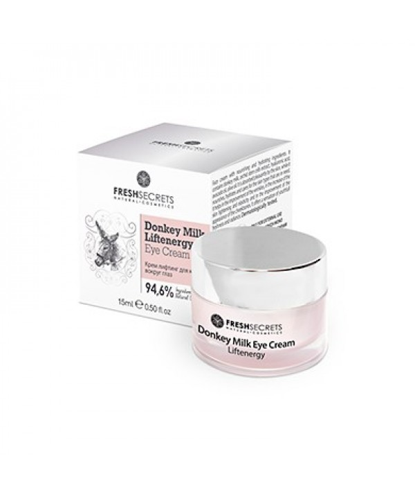 Fresh Secrets Donkey Milk Liftenergy Eye Cream