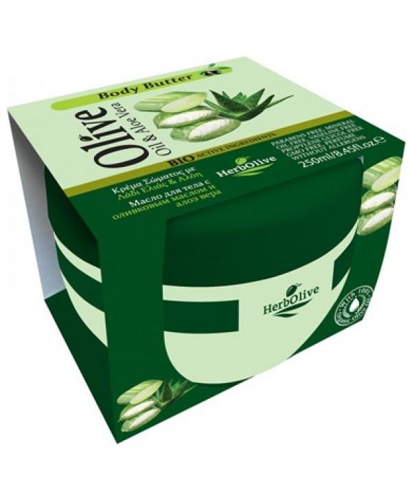 Herbolive Body Butter Aloe Vera