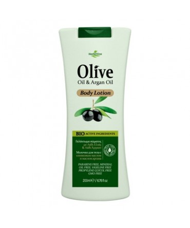 Herbolive Body Lotion With Argan Oi
