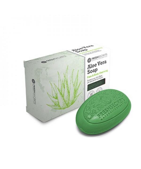 Fresh Secrets Bridge Soap With Aloe Vera